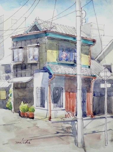 空堀商店街201407A