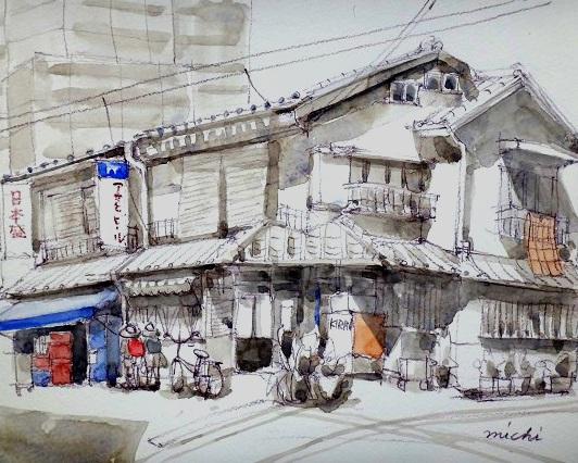 空堀商店街201407C