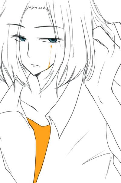 オレンジと蒼は最高