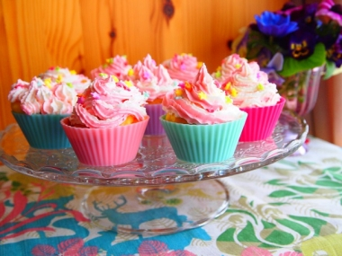 decoration cup cake