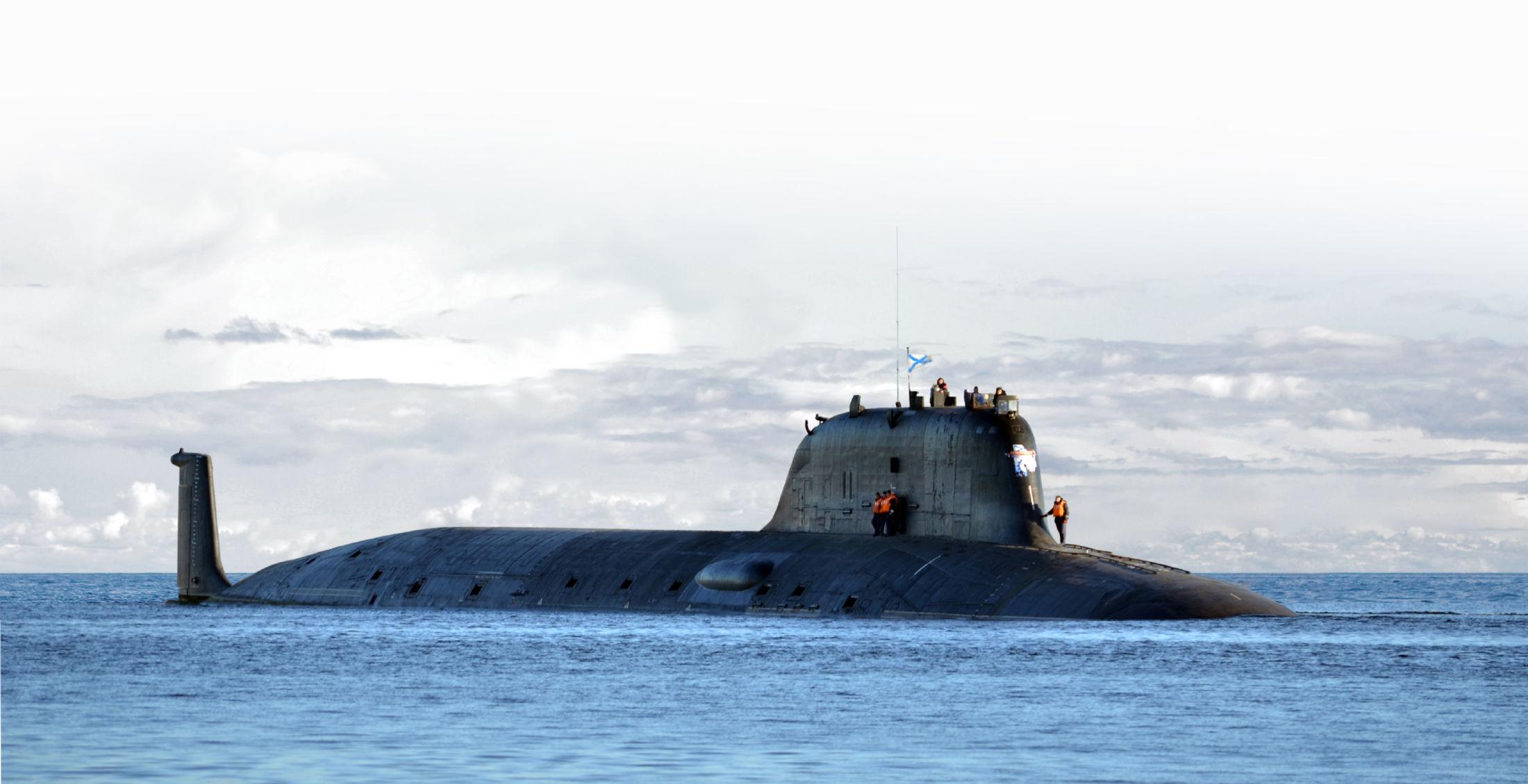 セヴマシュ造船所はロシア海軍第...