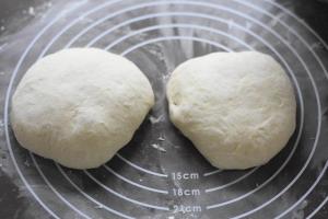 ほどよくヘルシーな基本のパン生地2