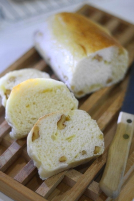 くるみチーズパン1