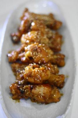 鶏手羽元のコク旨煮1