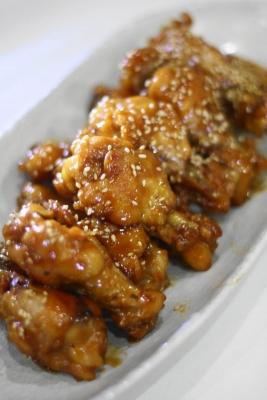 鶏手羽元のコク旨煮2