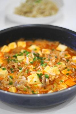コチュジャンdeマーボー豆腐1