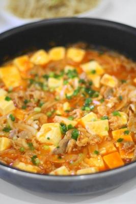 コチュジャンdeマーボー豆腐2