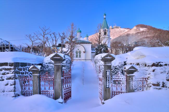 . 函館ハリストス正教会