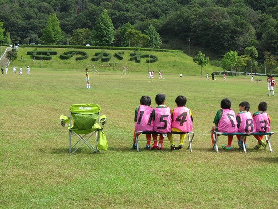 瀬野川公園サッカー