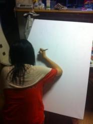 描き始め2