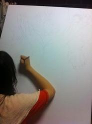 描き始め3
