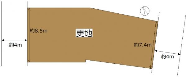北畠3土地