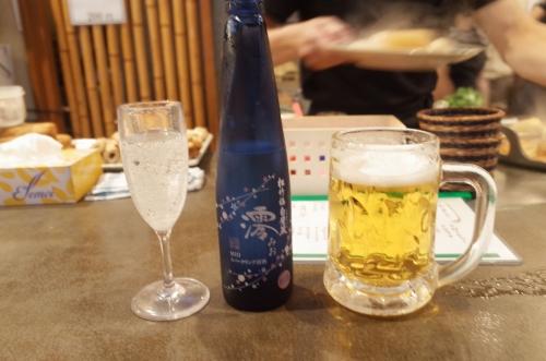 澪とビール