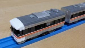 プラレール 373系
