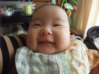 笑顔で~す♪