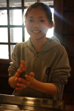 笹だんご作り 和菓子歳時記 2 HP
