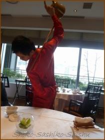 20140213 茶芸師 1 中華女子会