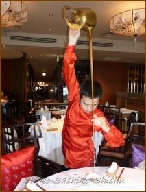 20140213 茶芸師 3 中華女子会