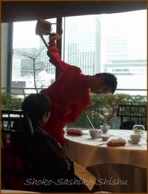 20140213 茶芸師 4 中華女子会