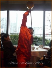 20140213 茶芸師 5 中華女子会