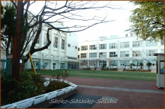 20140219 御田小学校 バイクと衝突