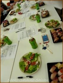 20140221 食事 2 寿司教室