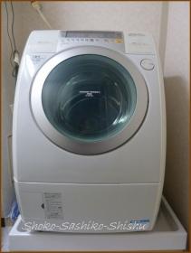 20140326 旧 洗濯機
