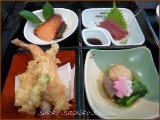 20140328 酉松 お弁当1 雑司ヶ谷さんぽ