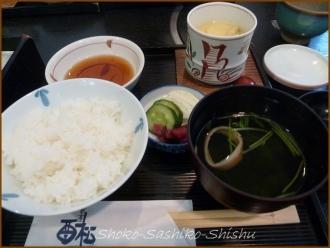 20140328 酉松 お弁当2 雑司ヶ谷さんぽ