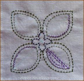 20140414 途中模様 紫 葉か花か