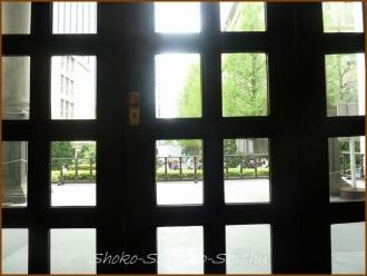 20140423 ベランダ 2 演劇博物館
