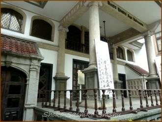 20140423 ベランダ 3 演劇博物館