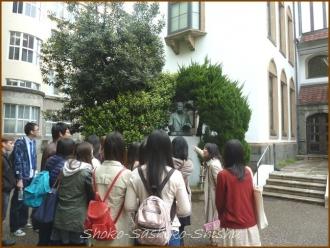 20140423 銅像 1 演劇博物館