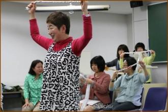 20140425 手ぬぐい 1 民踊