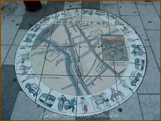 20140522 路上絵 左上 新宿三丁目 (2)