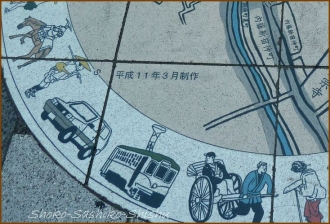 20140522 路上絵 左上 新宿三丁目 (6)