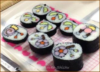 20140621 デモ盛り合わせ  飾り寿司