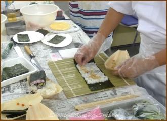 20140621 準備 4 飾り寿司