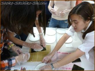 20140622 コンテスト 1  飾り寿司