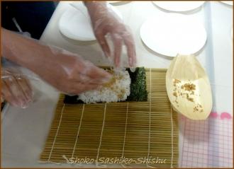 20140622 コンテスト 2  飾り寿司