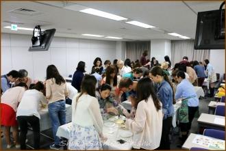 20140622 コンテスト 全体  飾り寿司
