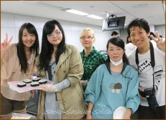 20140622 記念写真 4  飾り寿司
