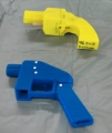 3Dプリンターで作った銃