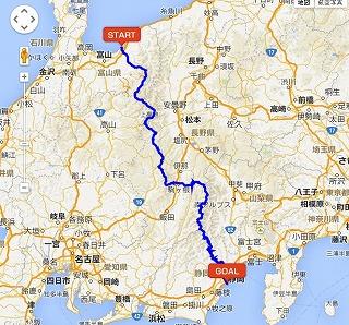 トランスジャパンアルプスレース