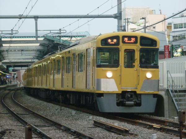 2014-02-01 西武2085F 各停所沢行き2