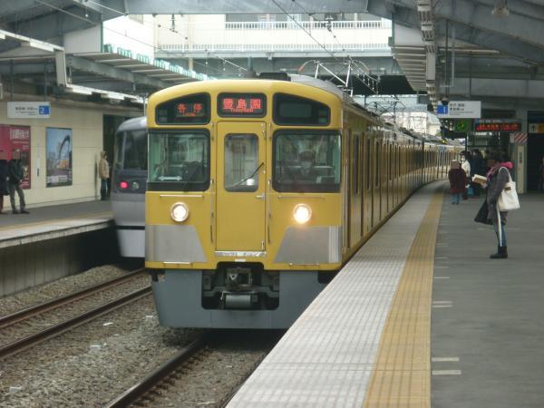 2014-02-11 西武2085F 各停豊島園行き1