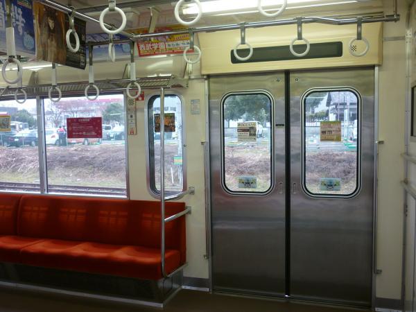 2013-12-27 西武9108F 車内写真3