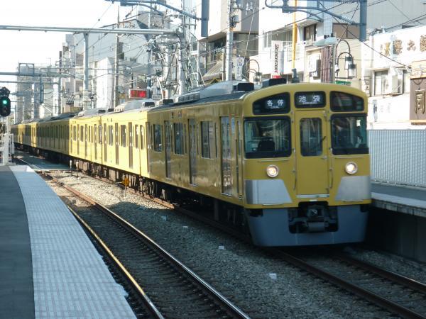 2014-02-22 西武2085F 各停池袋行き1