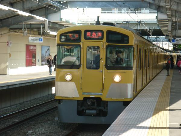 2014-02-22 西武2087F 各停豊島園行き