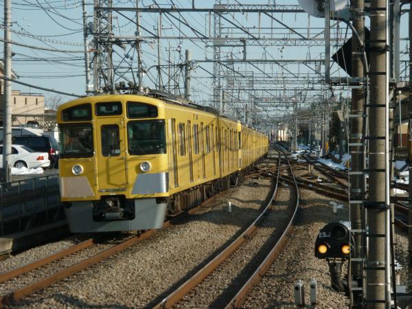 2014-02-22 西武2461F+2531F+2533F 準急池袋行き
